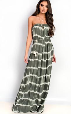 Kimmy Tie Dye Maxi Dress
