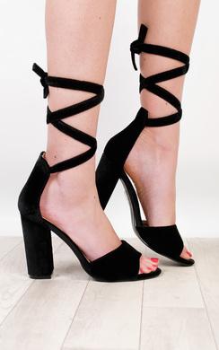 Corina Strappy High Heels