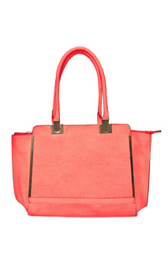 Ysabelle Faux Leather Tote Bag