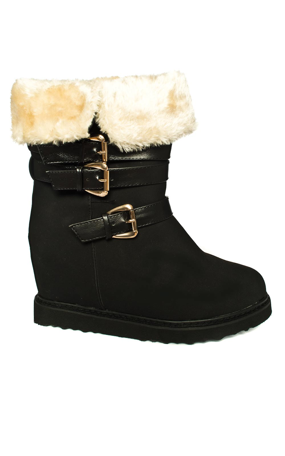 iKrush Phoebe Fur Lined Boots