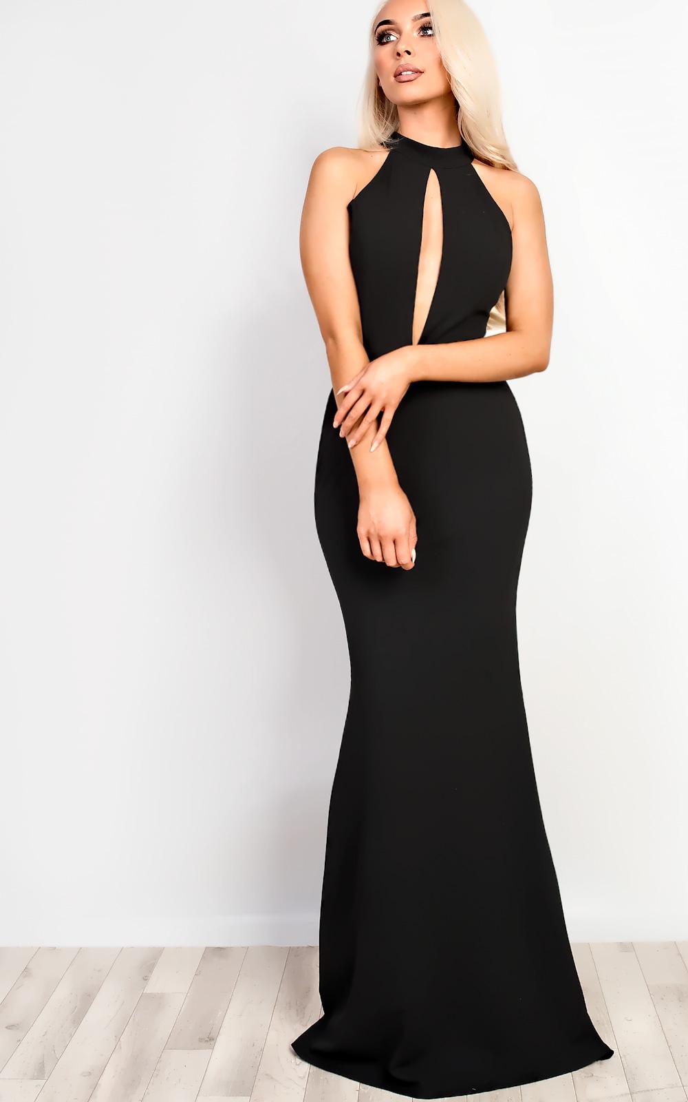Women's Dresses & Skirts iKrush Jenni Cut Out Maxi Dress