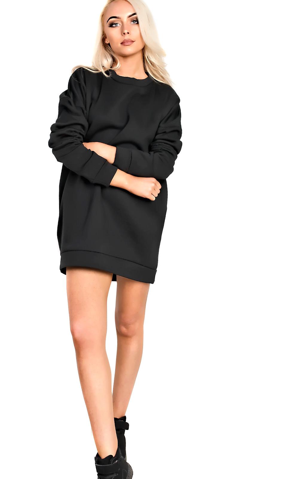 Excellent Women Overall Dress  Grey Jumper Dress  Pinafore Dress  Dark Grey