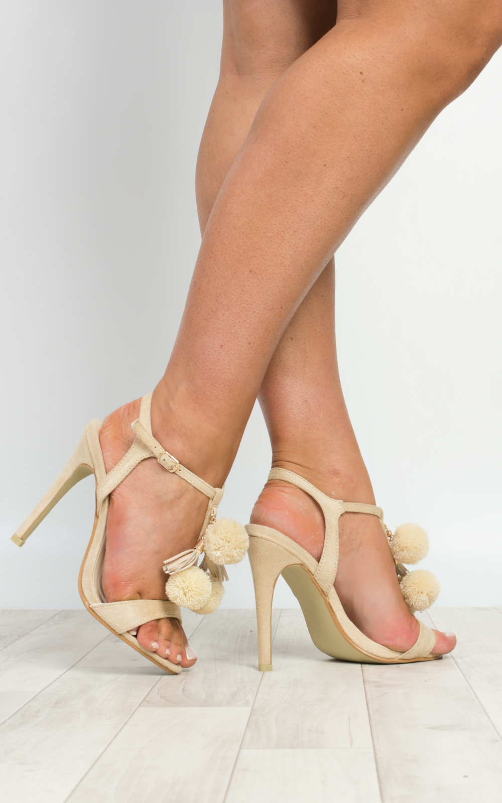 Zapatos beige Ikrush para mujer WCdfpdqa