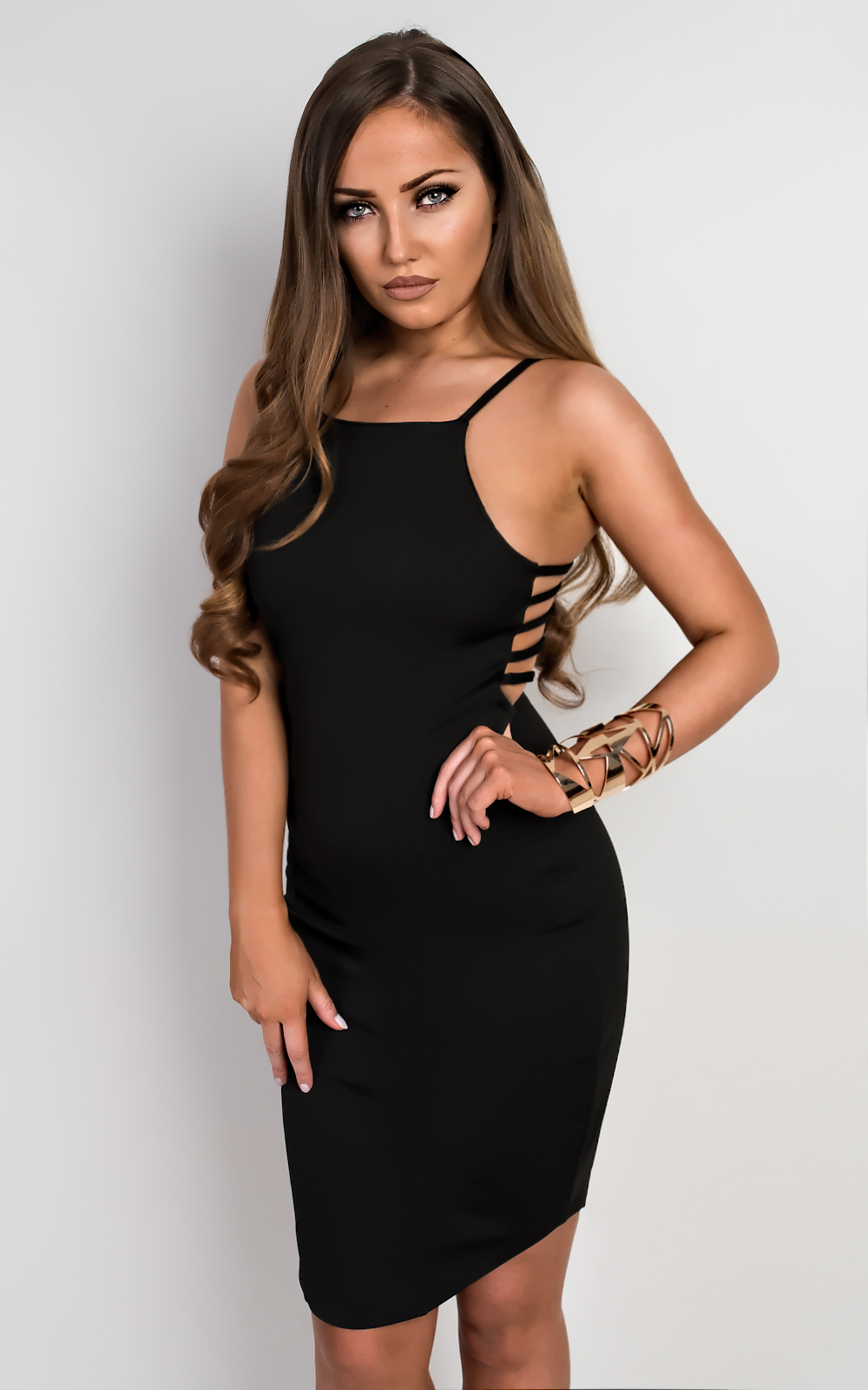 IKRUSH-Womens-Jessebell-Strappy-Bodycon-Dress