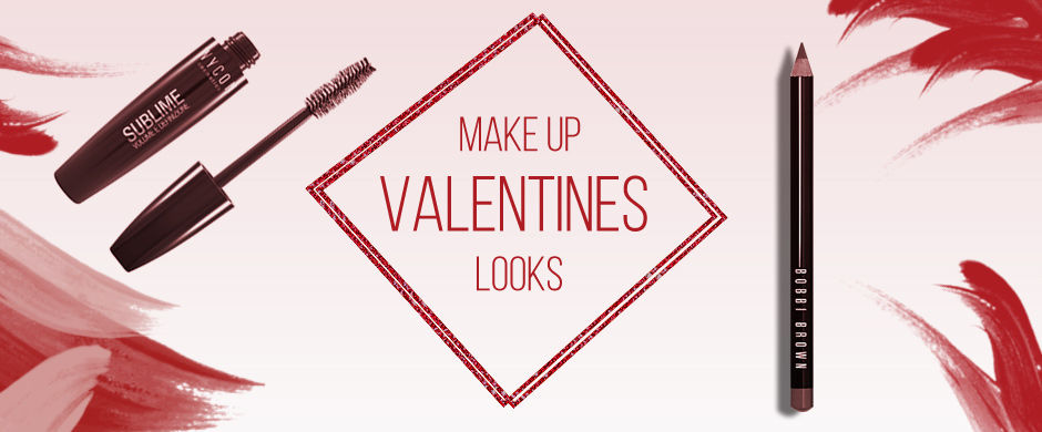 Valentine's Makeup Looks