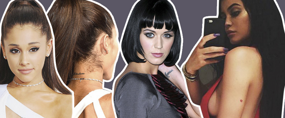 Celeb Tattoos You Didn't Know Existed!
