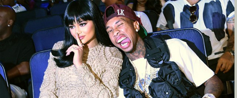Kylie and Tyga- On Or Off?