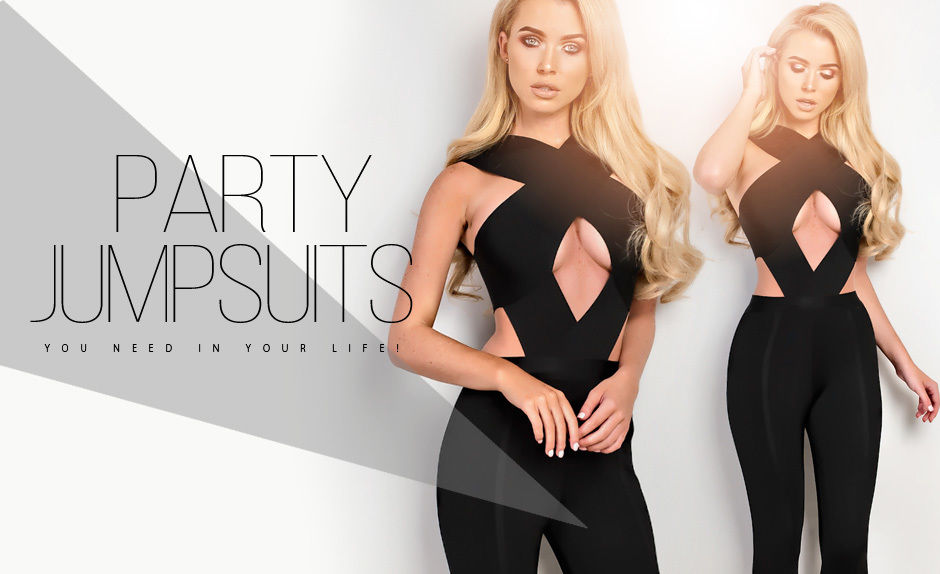 Party Jumpsuits You NEED In Your Life!