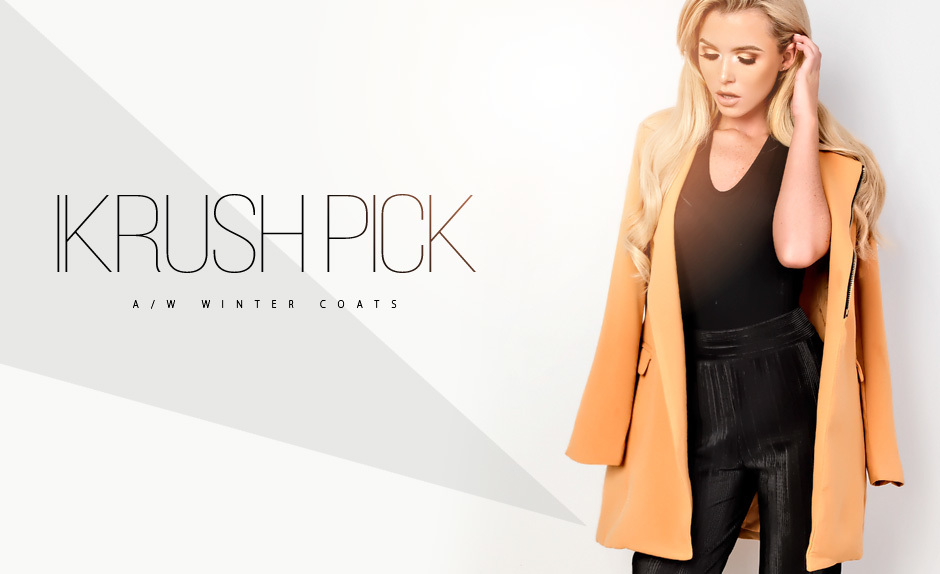 IKRUSH Pick: A/W Winter Coats