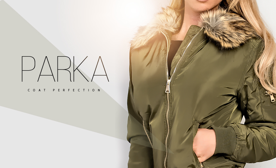 Parka Coat Perfection