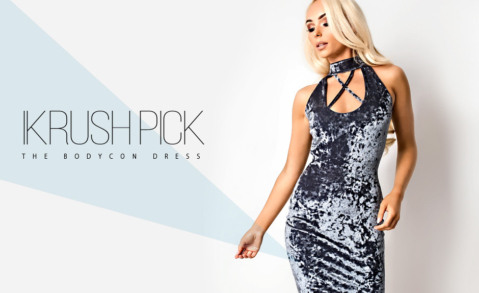 IKRUSH Pick: The Bodycon Dress