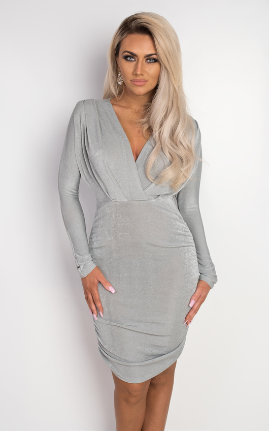 82573b73c9f6 Myla Long Sleeved Bodycon Dress. HOVER ITEM TO ZOOM