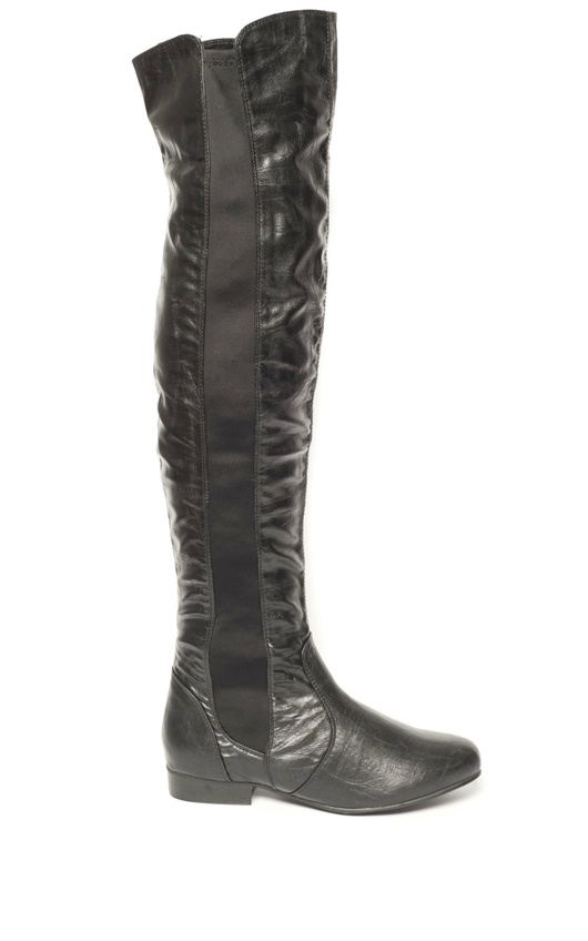 38c36bdfd2f Rena Over Knee Riding Boots in Black