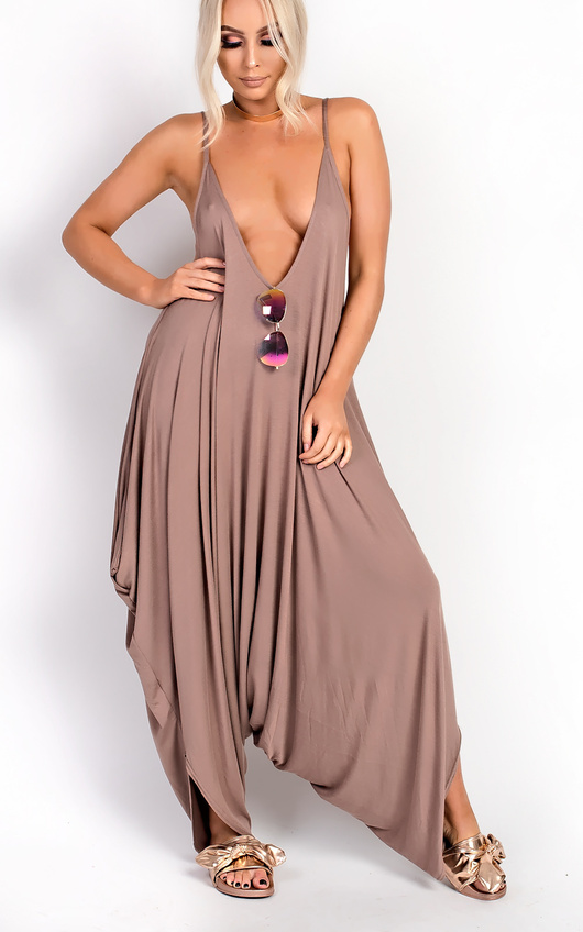 a1ed7868178e Freya Harem Jumpsuit. HOVER ITEM TO ZOOM