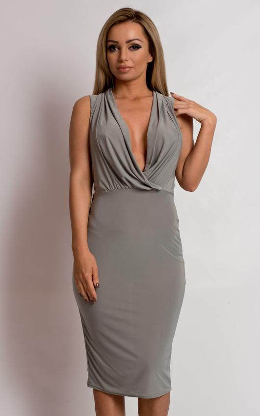 Slinky Party Dress
