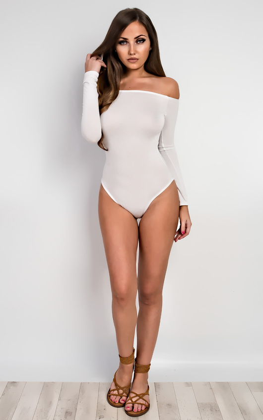 672fb792bc8 Neve Basic Off Shoulder Bodysuit