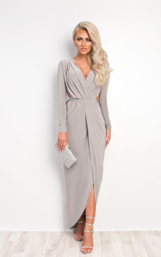 Mitra Bodycon Maxi Dress Thumbnail 8c1d60a30