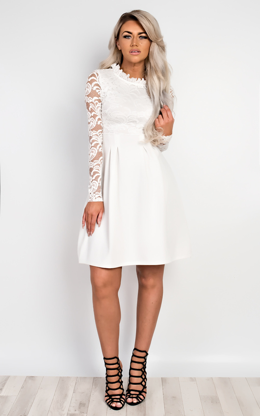 Nika Lace Skater Dress. HOVER ITEM TO ZOOM 3ed33ed0d