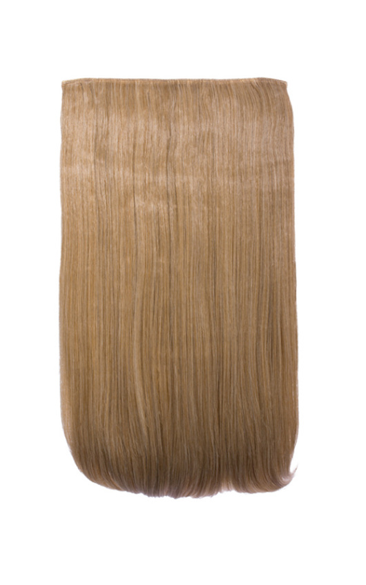 Intense Volume Clip In Hair Extensions Flicky Honey Blonde In
