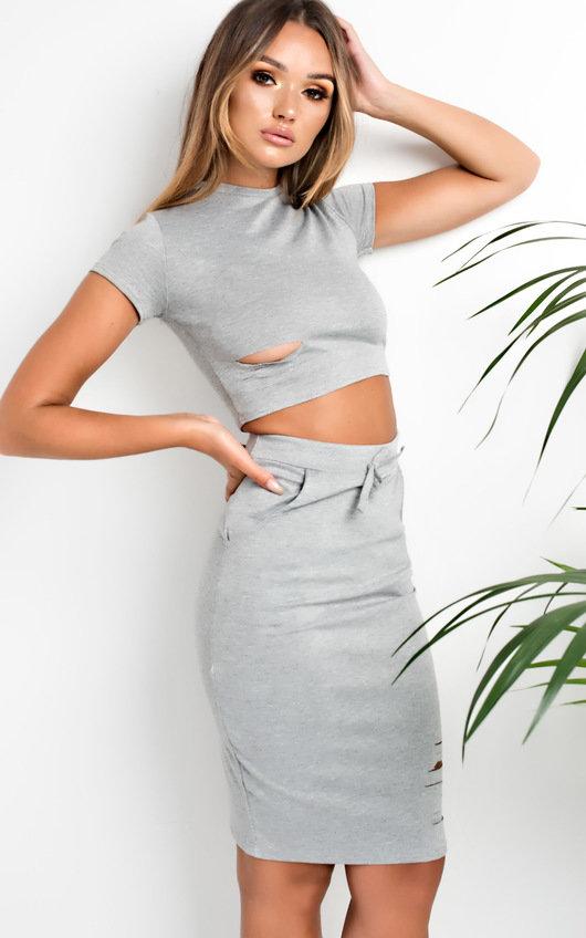 6d8ff225e8 Elena Slash Style Co-Ord at ikrush