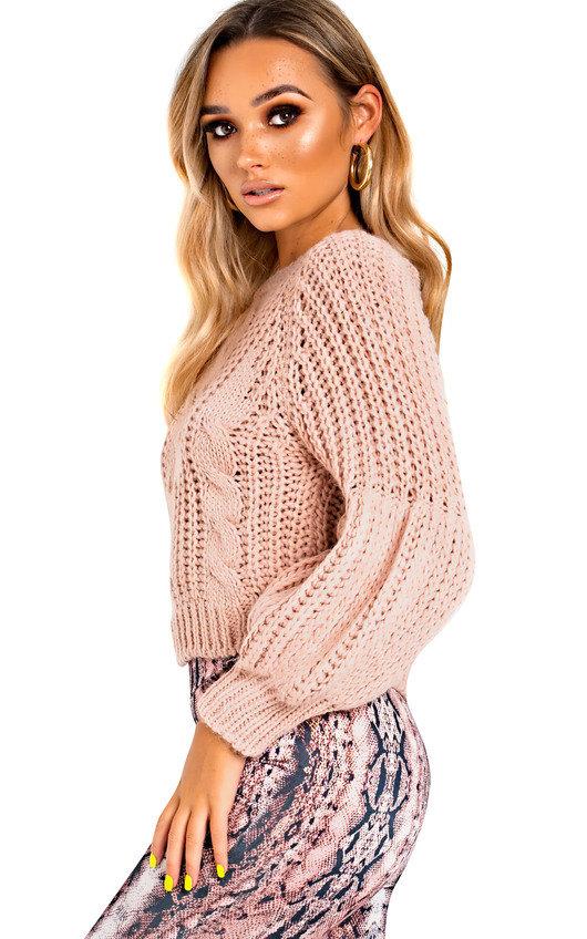 2a297e0ca6f9 Gracie Knitted Jumper Thumbnail