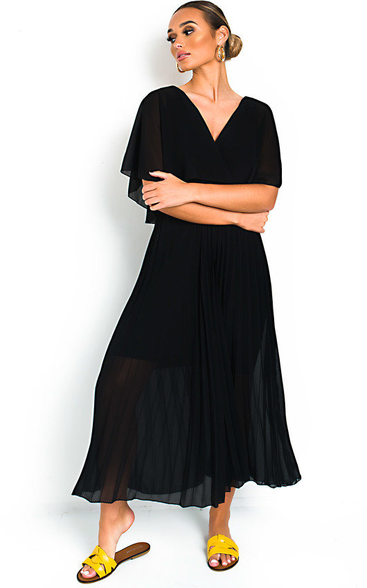 1af47033e Michaela Pleated Maxi Dress. HOVER ITEM TO ZOOM