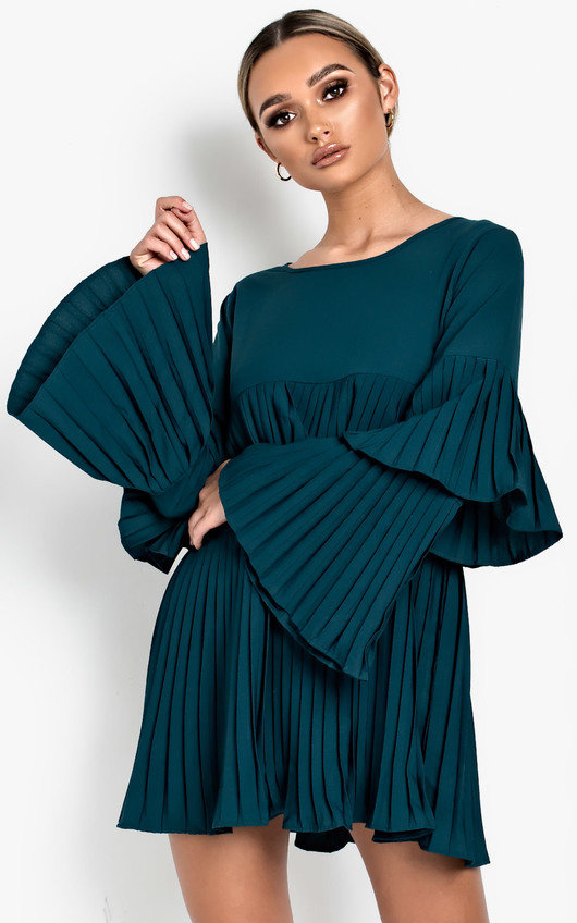 9850163767b Tessy Frill Shift Dress. HOVER ITEM TO ZOOM