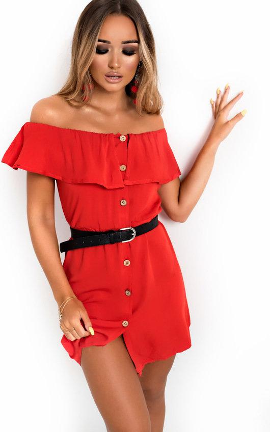 ba4e33bf5d98 Buy Red Dresses | Women's Dresses Online UK- iKrush