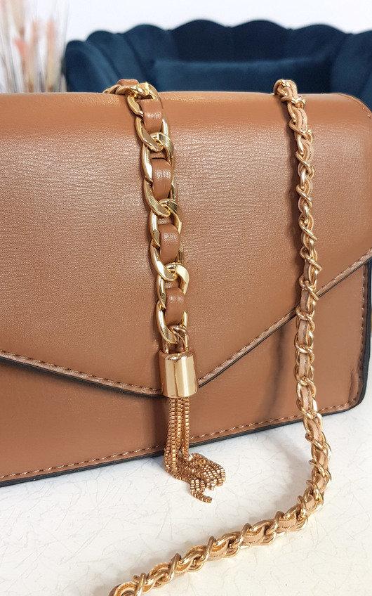 IKRUSH Womens Yanni Faux Leather Shoulder Bag  Pink UK 1SZE