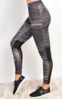 Active Print Gym Leggings Thumbnail