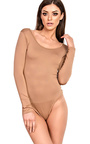 Shayla Scoop Basic Bodysuit Thumbnail
