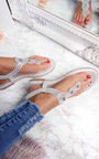 Amerie Diamante Embellished Sandals Thumbnail