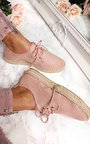 Jasmin Lace Up Espadrilles  Thumbnail