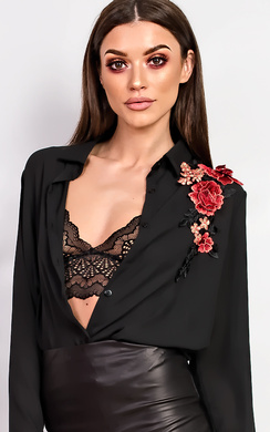View the Emilyrose Embroidered Blouse online at iKrush