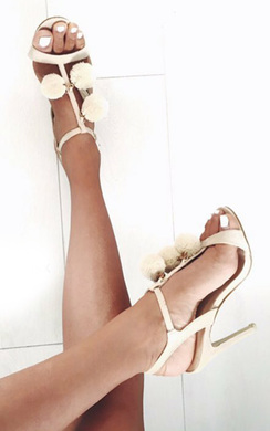 View the Alea Stiletto Heels  online at iKrush