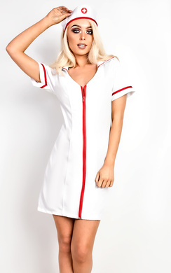 View the Nurse Fancy Halloween Dress  online at iKrush