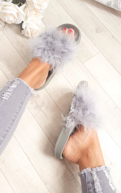 View the Leda Feather Sliders  online at iKrush