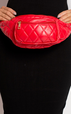 View the Mitzi Quilted Bumbag  online at iKrush