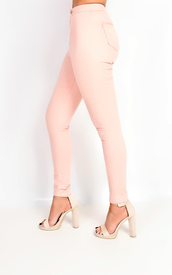 View the Hattie High Waisted Skinny Jeans online at iKrush
