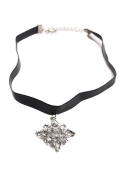 View the Ker Crystal Choker online at iKrush
