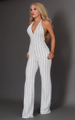View the Rayena Backless Jumpsuit online at iKrush