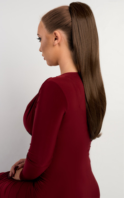 View the Alisia Clip-In Ponytail online at iKrush