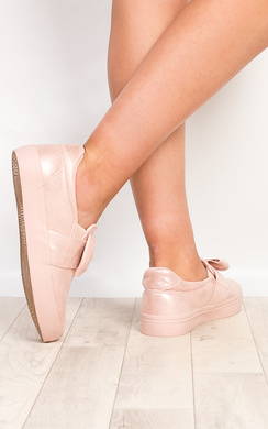 View the Demi Bow Pumps online at iKrush