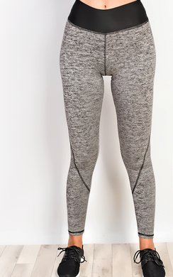 View the Active Comfort Design Gym Leggings online at iKrush