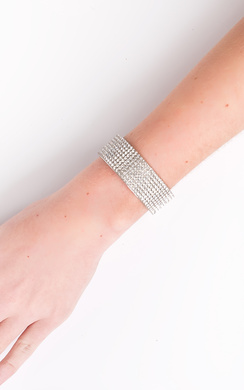 View the Marit Diamante Bracelet  online at iKrush