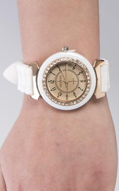 View the Naomi Diamante Watch online at iKrush