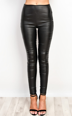 View the Makayla Thick Leggings online at iKrush
