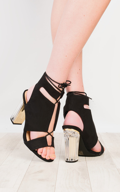 View the Siobhan High Heels online at iKrush