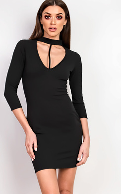 View the Shelly Bodycon Dress online at iKrush