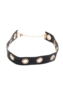 View the Miya PU Choker  online at iKrush